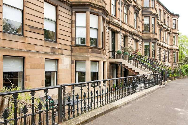 4 Bedrooms Apartment Flat for sale in Queen's Drive, Queens Park, Glasgow