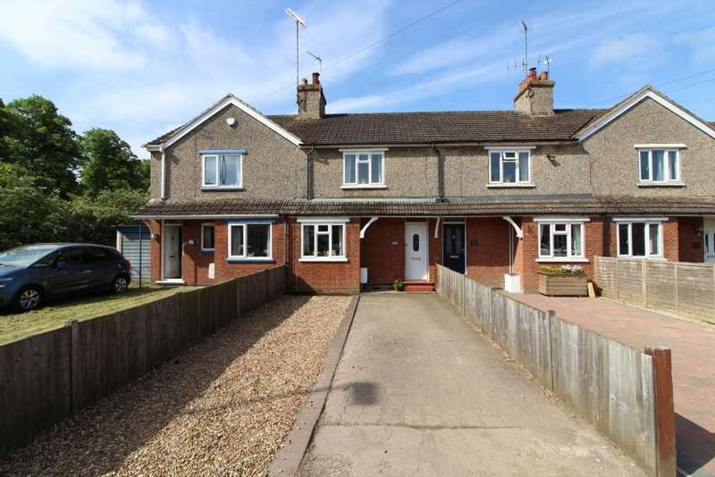 3 Bedrooms Terraced House for sale in Tickford Street, Newport Pagnell, Buckinghamshire