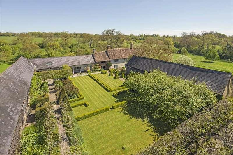 6 Bedrooms Detached House for sale in Ermine Way, Arrington, Royston, Cambridgeshire, SG8