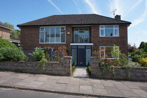 4 Bedrooms Detached House for sale in Sheraton Drive, Off Parkside, Nottingham, NG8