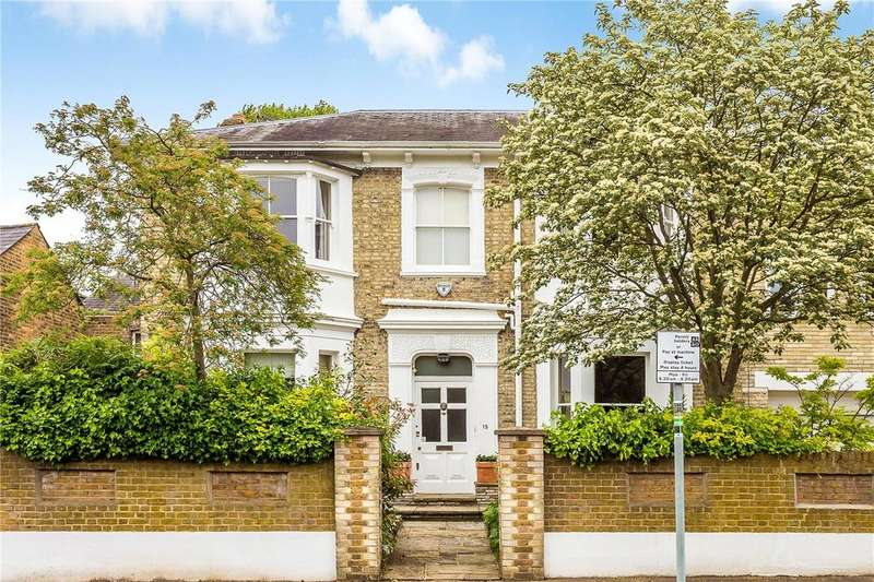 5 Bedrooms Detached House for sale in Malbrook Road, London, SW15