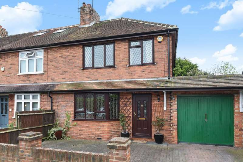 2 Bedrooms House for sale in Marsack Street, Caversham, RG4