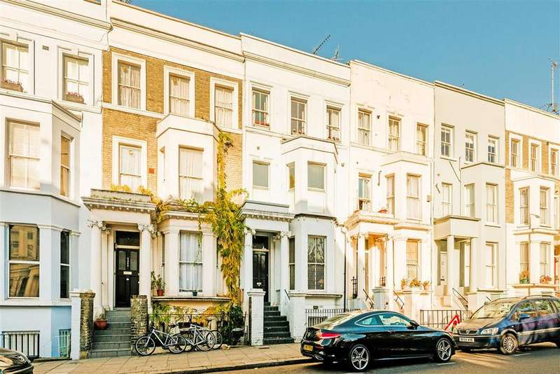2 Bedrooms Flat for sale in Westbourne Park Road, W11