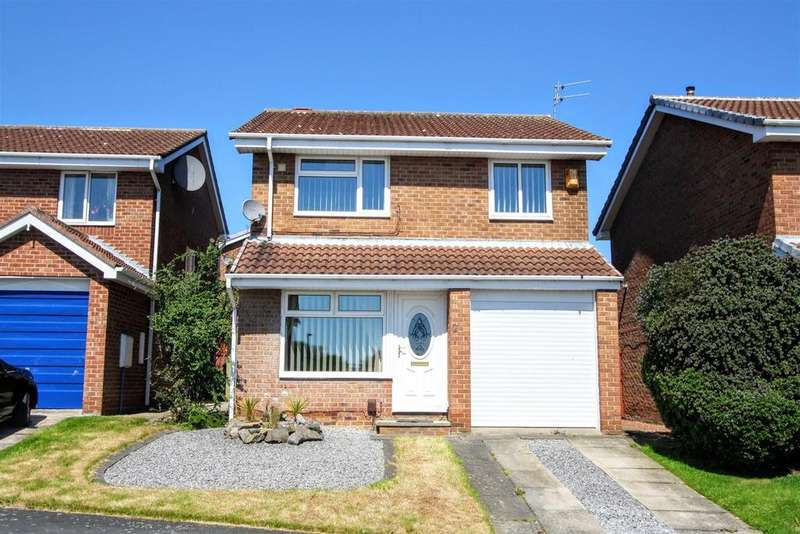 3 Bedrooms Detached House for sale in Troon Avenue, Darlington
