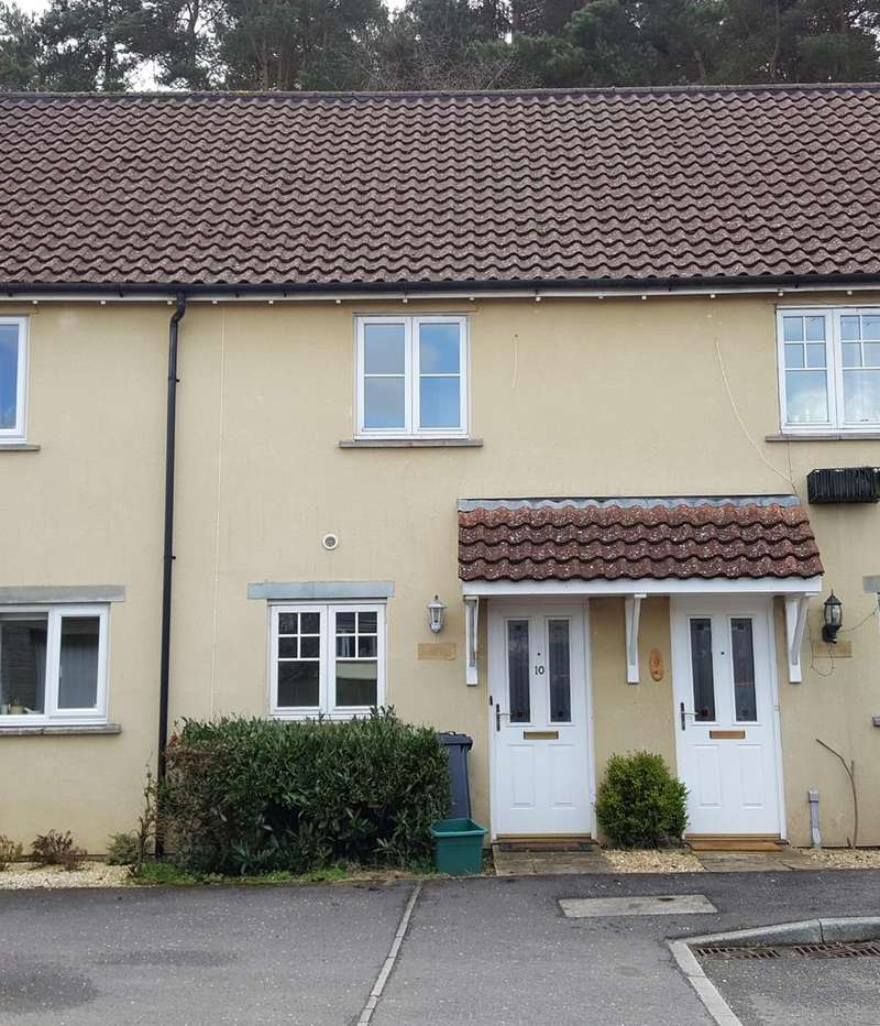 2 Bedrooms Terraced House for rent in The Maltings, Ruardean GL17