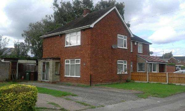 3 Bedrooms Semi Detached House for rent in Shireview Road, Pelsall, Walsall WS3