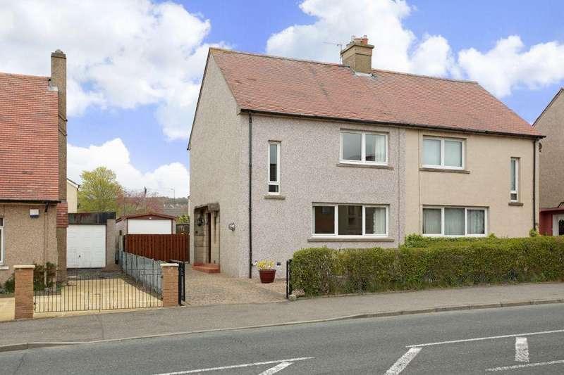 3 Bedrooms Semi Detached House for sale in 36 New Hunterfield, Gorebridge, EH23 4BD
