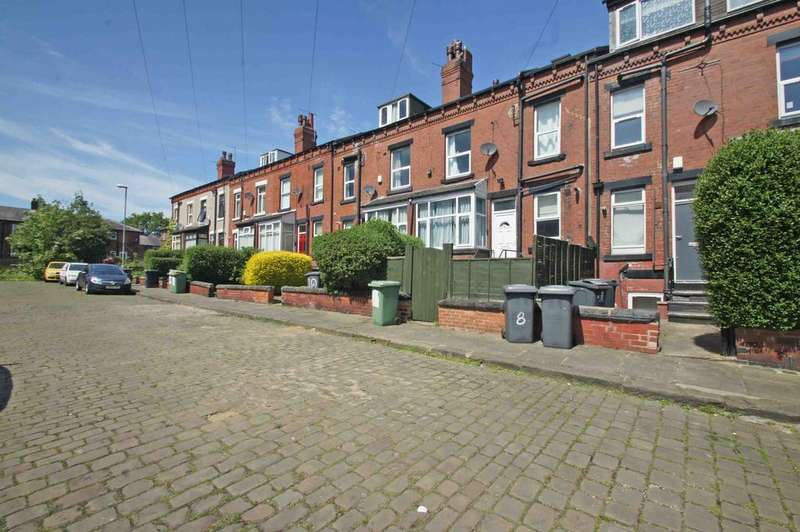 3 Bedrooms Terraced House for sale in Talbot Mount, Burley, Leeds 4