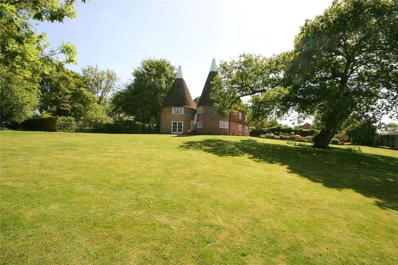 5 Bedrooms Detached House for sale in Withyham, Hartfield