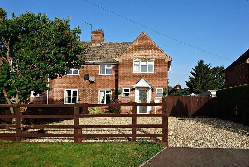 3 Bedrooms Semi Detached House for rent in Dering Cottages, Helmdon Road