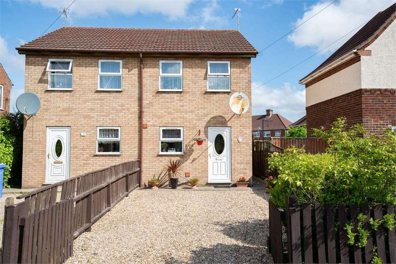 3 Bedrooms Semi Detached House for sale in Laughton Road, Boston, Lincolnshire