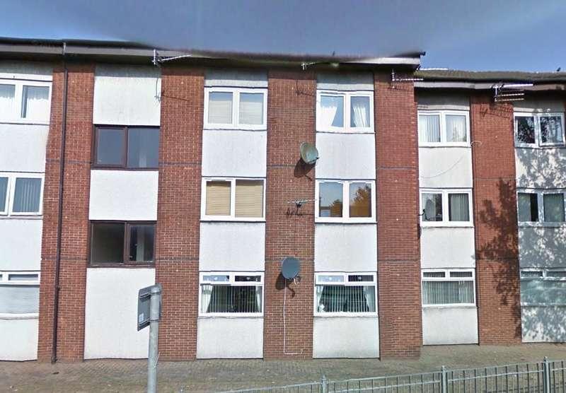 1 Bedroom Flat for sale in Byres Road, Kilwinning KA13
