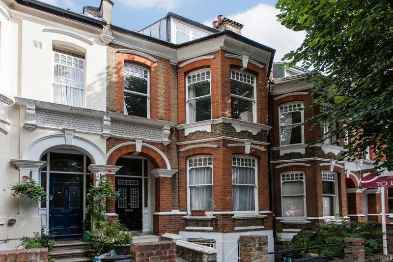 5 Bedrooms House for rent in Sotheby Road, Highbury, N5