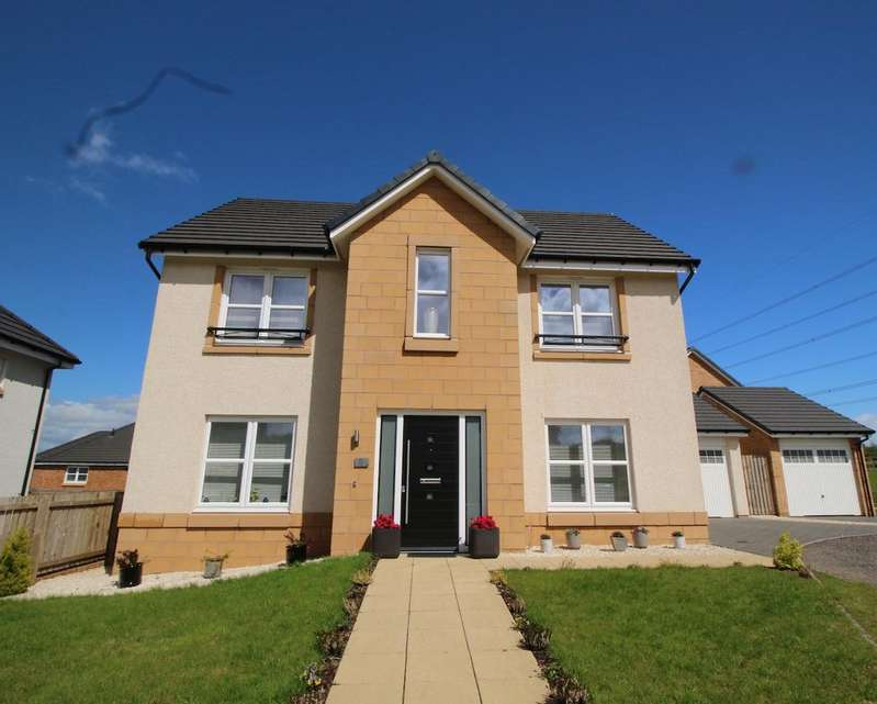 4 Bedrooms Detached House for sale in 5 Wyper Place, Denny, FK6 5LD