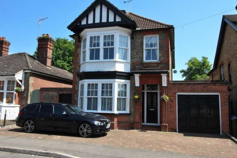 4 Bedrooms Detached House for sale in Park Avenue, Chelmsford, Essex, CM1