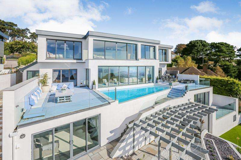 7 Bedrooms Detached Villa House for sale in Thatcher Avenue, Torquay