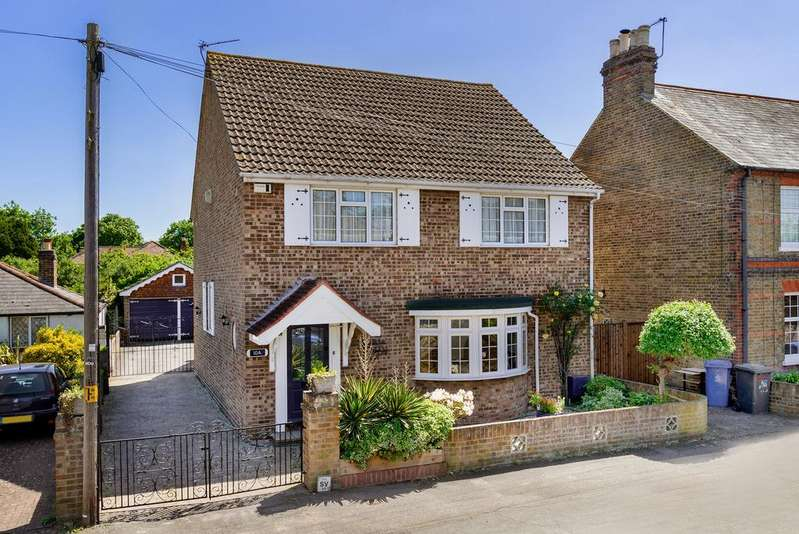 5 Bedrooms Detached House for sale in Eton Wick