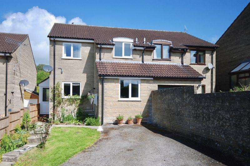 3 Bedrooms Semi Detached House for sale in TOWNSEND RISE, BRUTON