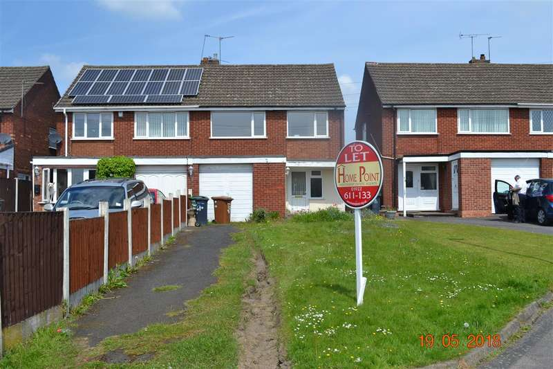 3 Bedrooms Semi Detached House for rent in Baynton Road, Willenhall