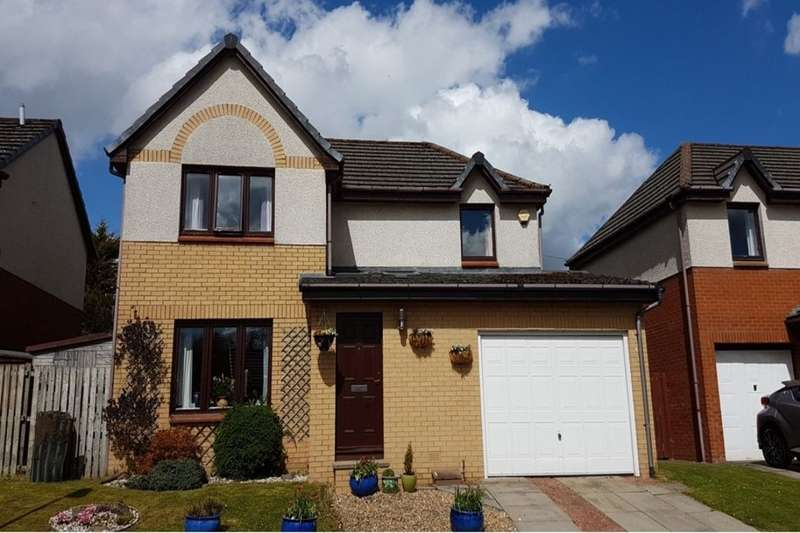 4 Bedrooms Detached House for sale in Meadowbank Road, Kirknewton, EH27