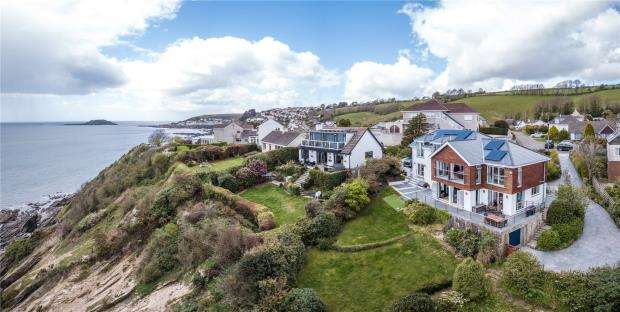 4 Bedrooms Detached House for sale in Kellow, Looe, Cornwall