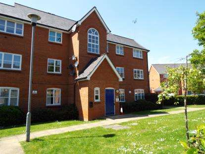 1 Bedroom Flat for sale in Crown Quay, Prebend Street, Bedford, Bedfordshire