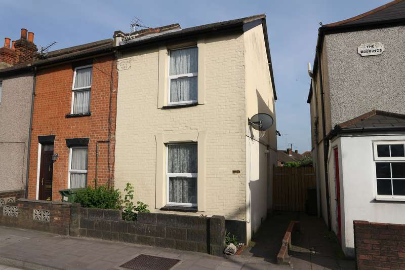 2 Bedrooms End Of Terrace House for sale in Mayplace Road West, Bexleyheath, Kent, DA7 4JR