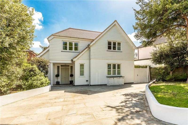 5 Bedrooms Detached House for sale in Melbourne Road, Teddington, Richmond, TW11