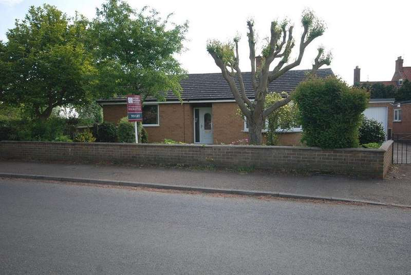 2 Bedrooms Bungalow for rent in MAIN STREET, SUTTON ON TRENT