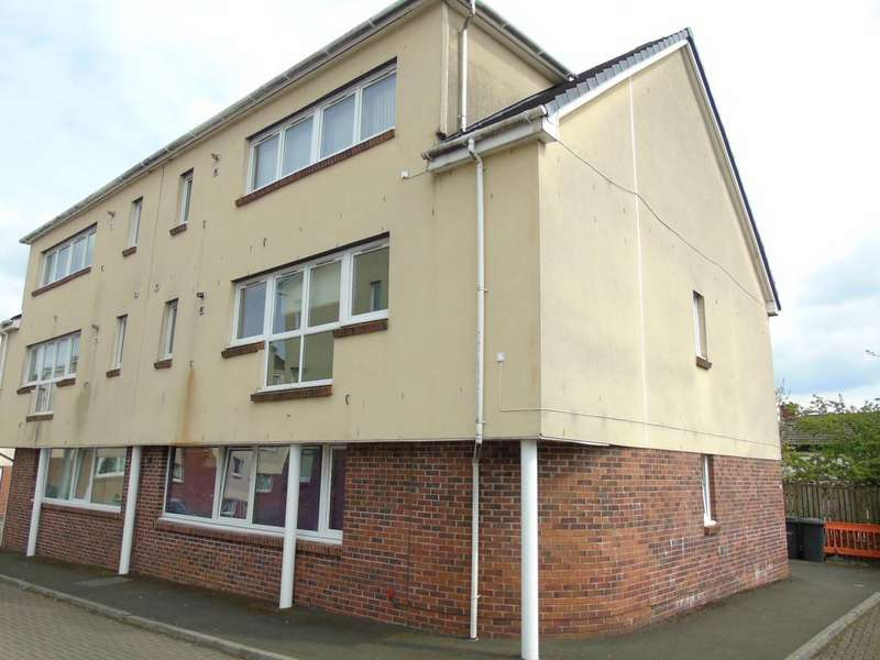 2 Bedrooms Apartment Flat for sale in Willowpark Court, Town Centre, Airdrie