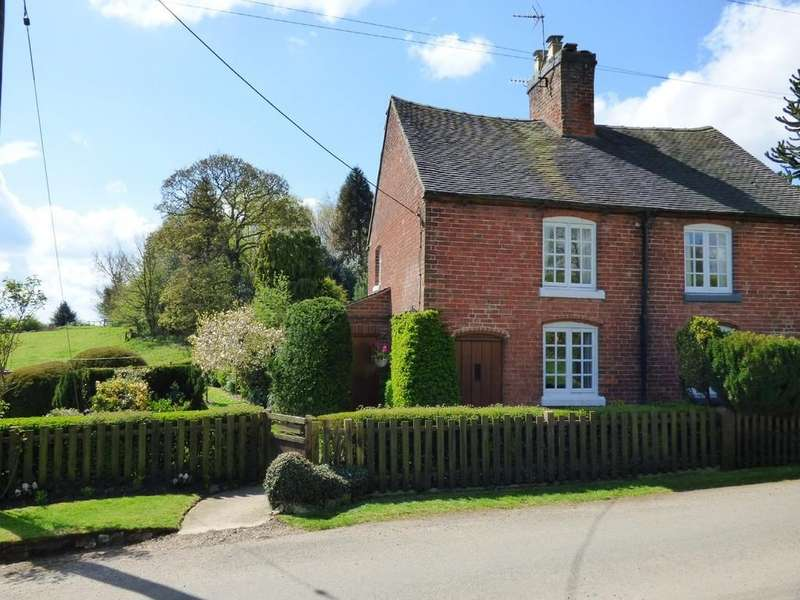 3 Bedrooms Cottage House for sale in Orchard Lane, Wyaston