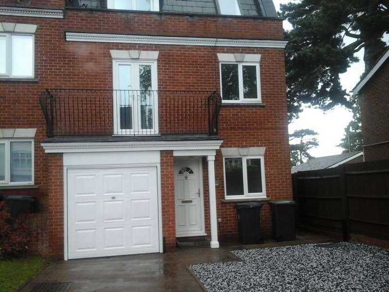 4 Bedrooms Town House for rent in Station Road, Epping, CM16