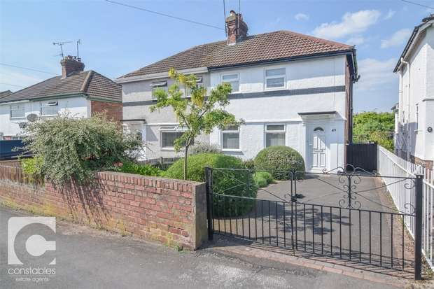 2 Bedrooms Semi Detached House for sale in Badger Bait, Little Neston, Neston, Cheshire