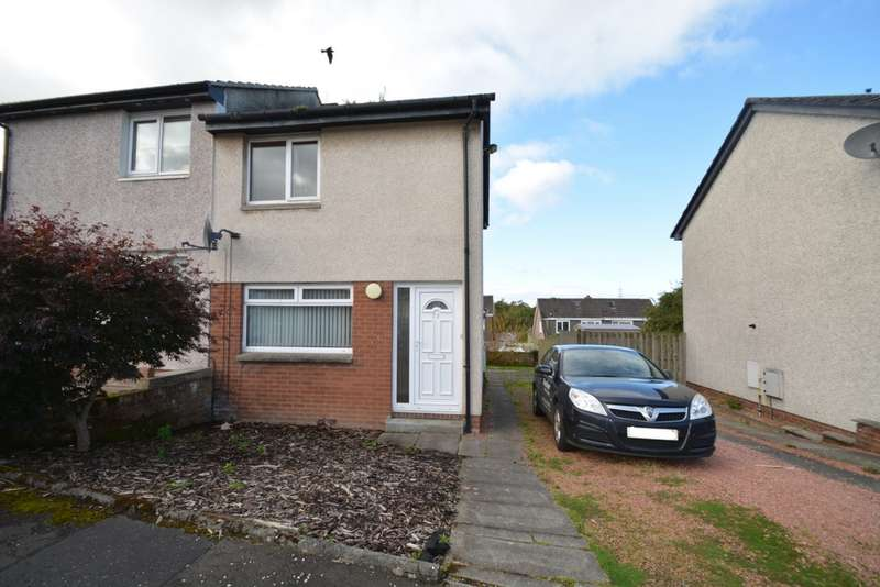 2 Bedrooms Semi Detached House for sale in Jura Drive, Blantyre, G72