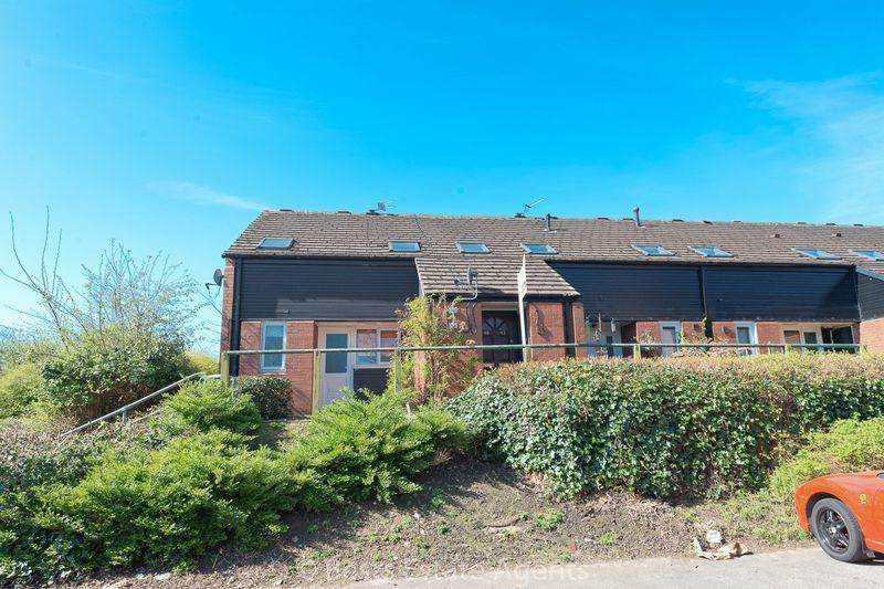 1 Bedroom Flat for sale in Charlton Close, Palacefields, Runcorn