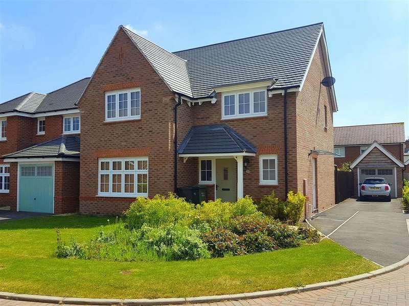 4 Bedrooms Detached House for sale in Braeburn Close, Stourport-On-Severn