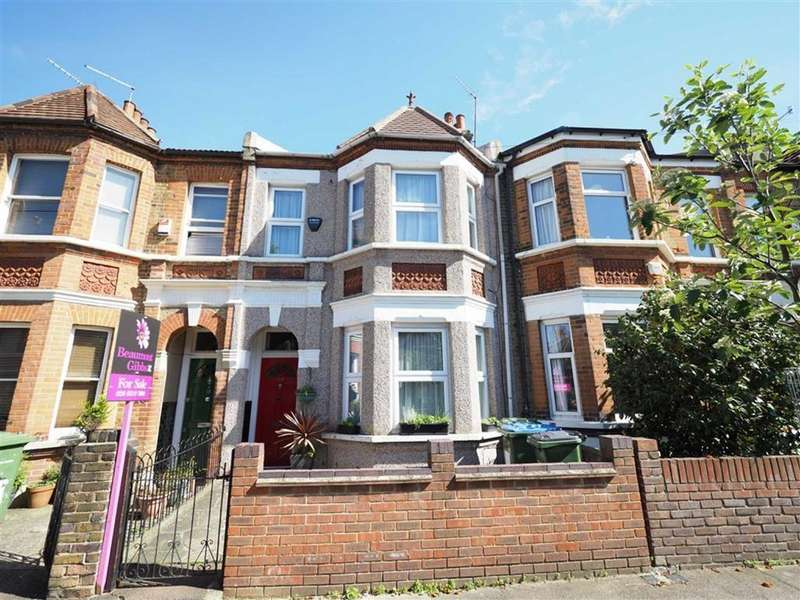 4 Bedrooms Terraced House for sale in Vambery Road, Plumstead Common, London, SE18