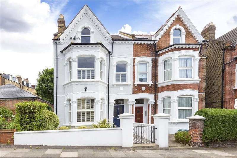 5 Bedrooms Semi Detached House for sale in Springfield Road, Wimbledon, London, SW19