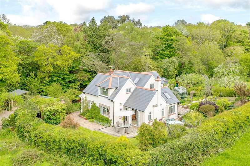 3 Bedrooms Detached House for sale in St. Johns Road, Exmouth, Devon