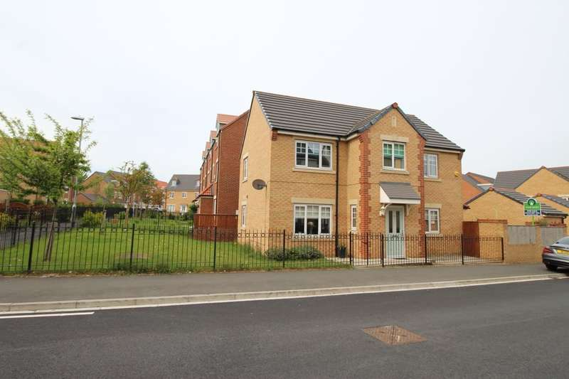 4 Bedrooms Detached House for sale in Mulberry Wynd, Stockton-On-Tees, TS18