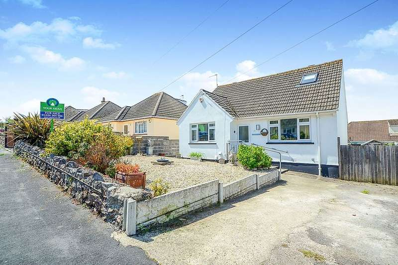 4 Bedrooms Detached Bungalow for sale in Park Road, Kingskerswell, Newton Abbot, TQ12