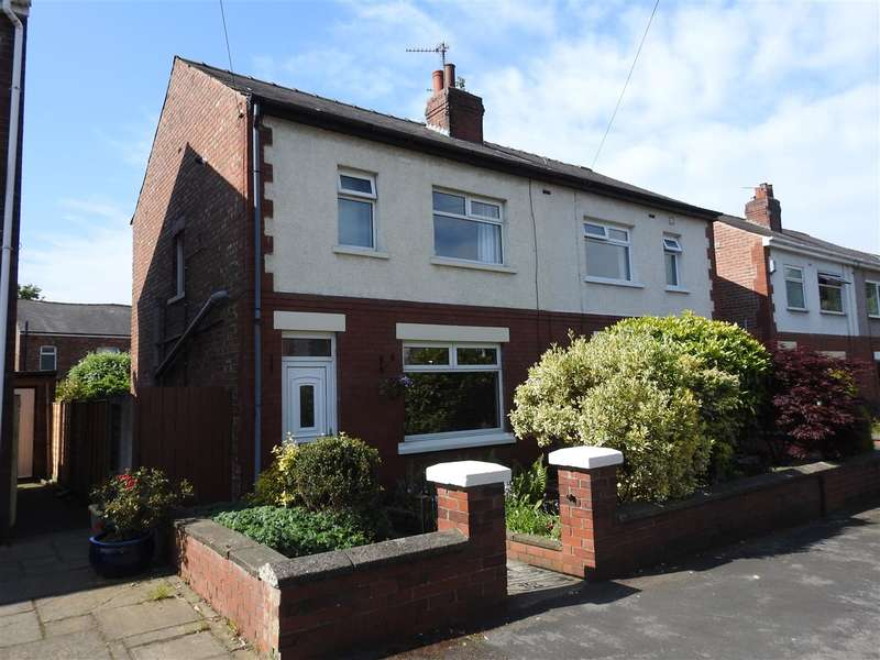 3 Bedrooms Semi Detached House for sale in Gloucester Avenue, Leyland