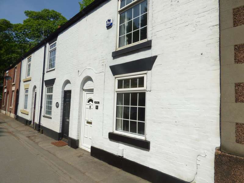 2 Bedrooms Terraced House for sale in London Road, Hazel Grove, Stockport, SK7 6AA