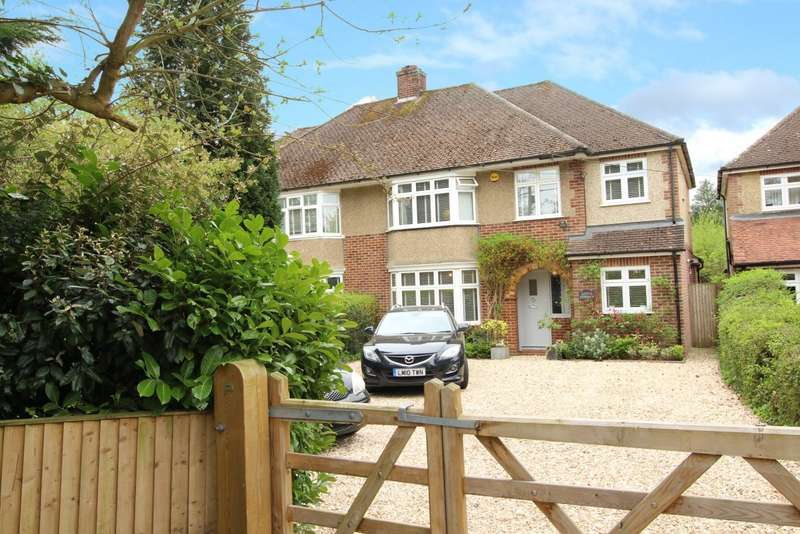 3 Bedrooms Semi Detached House for sale in Kennylands Road, Sonning Common, RG4