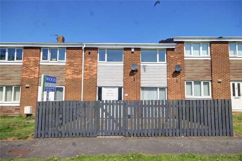 3 Bedrooms Terraced House for sale in Westfields, Stanley, County Durham, DH9