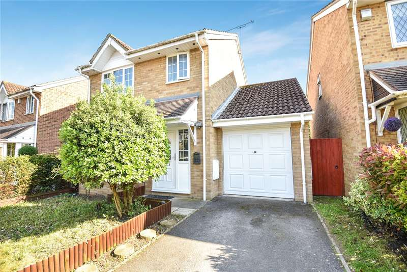 3 Bedrooms Detached House for sale in Cousins Close, West Drayton, Middlesex, UB7