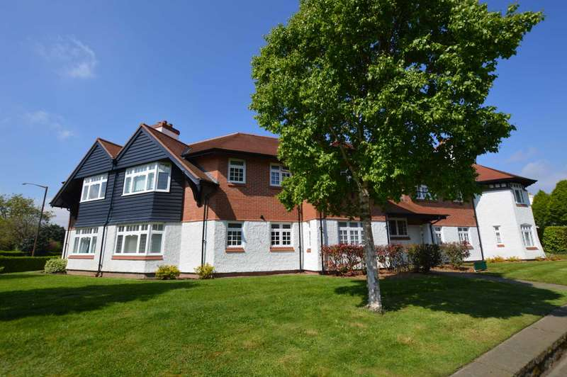 2 Bedrooms Flat for sale in Philip Leverhulme Lodge, Port Sunlight