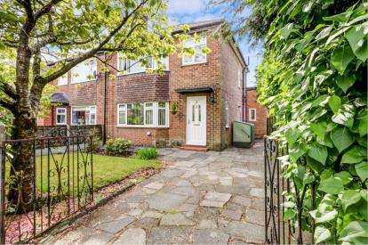 3 Bedrooms Semi Detached House for sale in Park Brook Road, Macclesfield, Cheshire