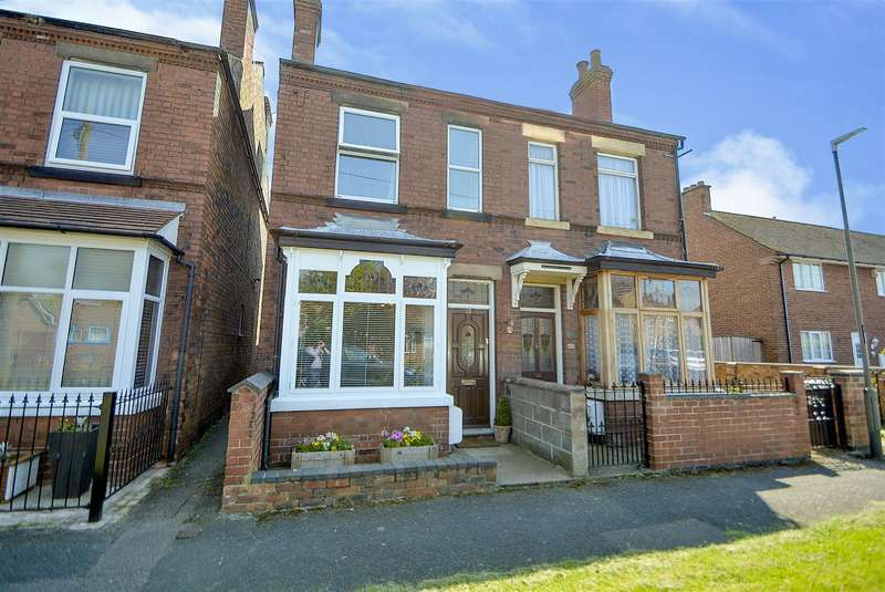 2 Bedrooms Semi Detached House for sale in Garfield Avenue, Draycott