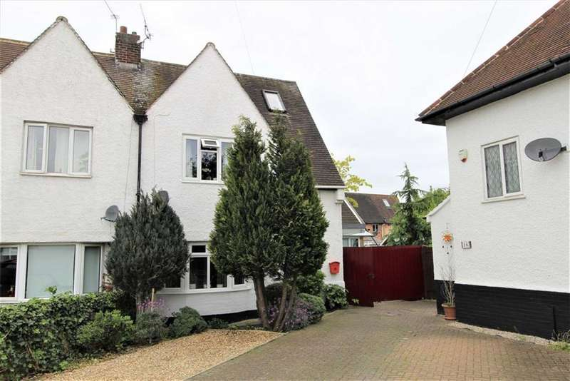 3 Bedrooms Semi Detached House for sale in St Andrews Way, Slough, Berkshire